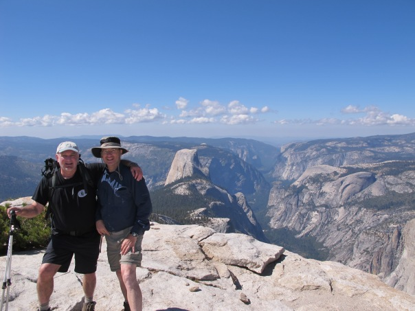 Backpacking Yosemite