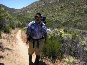Dapper Doug - Day 4 - Longs Canyon
