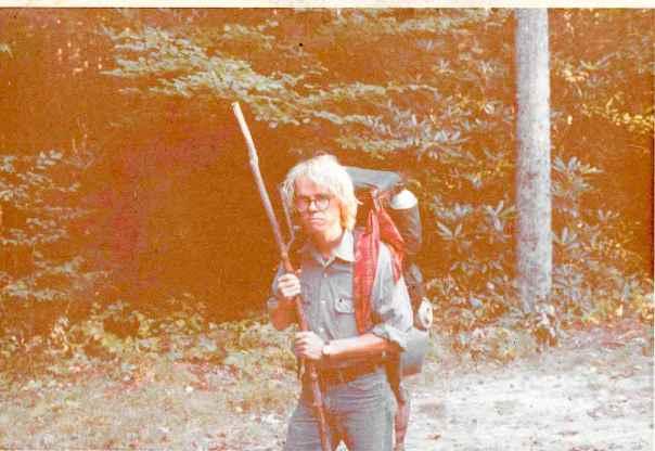 Hiscoe Rockfish Gap 1973